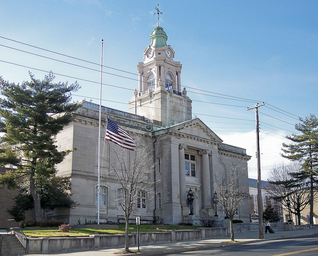 Cumberland County Courthouse NJ