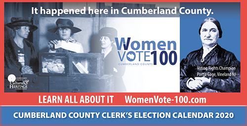 Cumberland County Calendar